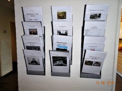 Vores historier kan ses og læses i Kirkehuset